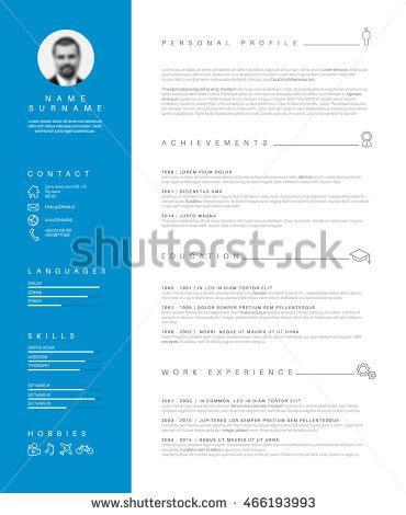 Professional Resume Template - Online Education Australia